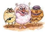 bakterier